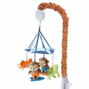 Laguna Monkey Collection Musical Mobile by Carter's