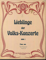 Lieblinge der Volks-Konzerte ~ Band 1