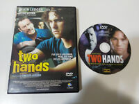 TWO HANDS HEATH LEDGER BRYAN BROWN GREGOR JORDAN DVD ESPAÑOL ENGLISH &
