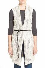 Nic+Zoe Belted Long Vest $168