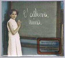 MINA L'ALLIEVA ED. LIMITATA CD DIGIPACK SIGILLATO!!!