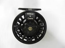 Fly Fishing Reel 5-6 Wt - Trout/ Bass/ Panfish/Carp/Crappie - Willow and Cane