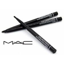 2 X M.A.C Eyeliner Pencil With Vitamin A&E Waterproof Black