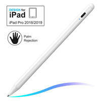 Active Stylus Pencil for 2018 iPad(6th Gen)/iPad Pro 11/12.9 Inch/Air(3rd Gen)