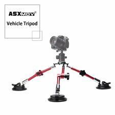 ASXMOV 40cm 50kg suction cup car mount holder camera tripod for dslr