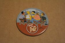 THE SIMPSONS TAZO PICKERS MOE'S TAVERN! NO 55