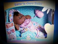 Cabbage Patch Kids~Love 'N Care Baby~1992 Toddler Collection~NRFB~FACTORY SEALED
