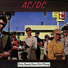 Dirty Deeds Done Dirt Cheap von Ac/Dc | CD | Zustand gut