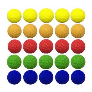 100Pcs/Pack Toy Gun Bullet Balls for Rival Apollo Zeus Refill Toys Ball 2.1cm