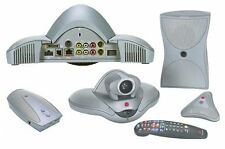 Polycom VSX 7000 PAL Sistema di videoconferenza * Inc GARANZIA * TIPO VGA