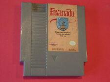 FAXANADU CLASSIC ORIGINAL NINTENDO GAME SYSTEM NES HQ