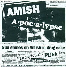 AMISH APOCALYPSE TRAILER TRASH UK VOLVO HATE CD (E1511)