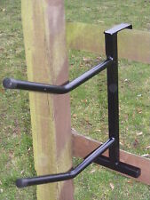 HOOK OVER 2 ARM SADDLE RACK (£6.95 postage only applies to England and Wales)