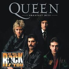 """NEW Greatest Hits: """"We Will Rock You"""" Edition (Audio CD)"""