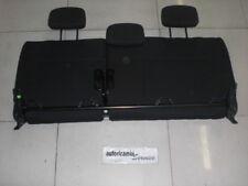 SUBARU JUSTY 1.3 B 5M 4WD 68KW (2008) RICAMBIO SEDILE POSTERIORE SCHIENALE