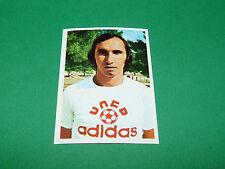 100 B. MACCIO AGEDUCATIFS PANINI FOOTBALL 1974-75 NIMES OLYMPIQUE 74 1975 CROCOS