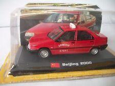 Citroen Dong Feng Beijing 2000 1/43 Amercom Taxi Of The World