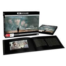 NEW Saving Private Ryan Collector's Set 4K Ultra HD Blu-ray Drama War