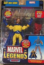 """Marvel Legends Sentry Giant Man Series 7"""" Action Figure with Comic Book"""