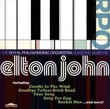 Elton John Royal Philharmonic Orchestra plays hits of Elton John (10 trac.. [CD]