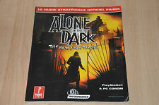 Le guide stratégique officiel complet : ALONE IN THE DARK -The New Nightmare