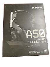 Astro A50 Over-the-Ear Wireless Headphone - Black - Ready