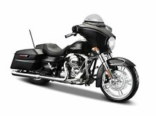 Modelo 1 12 Harley Davidson Street Glide Special negro 2015 Maisto 532328