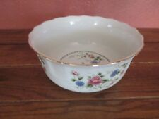 """Andrea by Sadek Spring Night Fine China Made in Japan Bowl 7 3/8"""" Wide"""