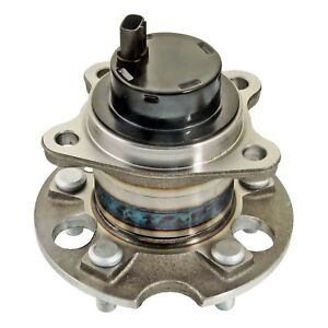 Wheel Bearing and Hub Assembly fits 2004-2007 Toyota Highlander  PRECISION AUTOM