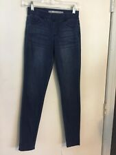 S6 Nordstrom  Size 24 Tractr Skinny Five Pocket Stretch Jeggings Blue