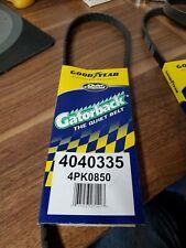 4040335 Goodyear Gatorback/Continental Elite Poly-V Serpentine Belt