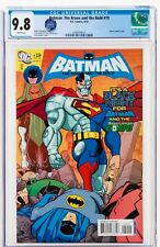 Batman Brave and the Bold #19 CGC 9.8 - LOW print run, highest grade on census (
