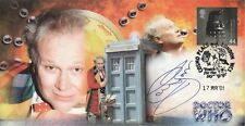 """RARE Doctor Who """"Sixth Doctor"""" Collectable Stamp Cover - Signed COLIN BAKER"""