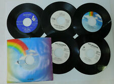 Lot of 6 Patti LaBelle 45s -Stir It Up On My Own Oh People Release Where Are You