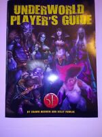 Underworld Player's Guide for 5th Edition by Shawn Merwin and Kelly Pawlik...