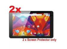 2 x Clear Screen Protector for Fusion5 104 GPS Tablet PC