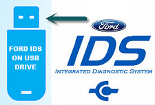 2017 LATEST! FORD IDS 106.02 + C81 Diagnostic Software! =ON USB MEMORY DRIVE!