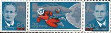 DDR WZd159 (kompl.Ausgabe) (Dreierstreifen mit 1138-1140) postfrisch 1965 Kosmon