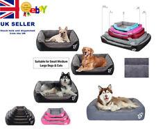 Dog Cat Bed Super Soft Pet Bed Sofa Basket Cushion for Small Medium Large Pets