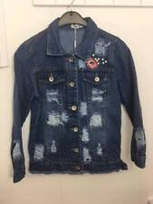 Unbranded Denim Coats, Jackets & Snowsuits (2-16 Years) for Girls