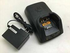 New ListingMotorola Wpln7080A Impres Vhf Charger - Black - 6 Total
