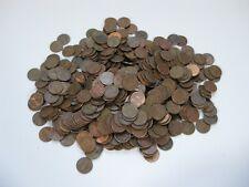 3.5 LBS Bulk Copper Pennies 95% Copper 1959-1982 pounds bullion coins