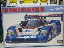 Hasegawa 1/24 Calsonic Nissan R89C Model Kit Voiture