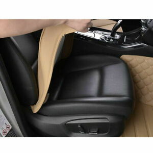 Luxury PU Leather 3D Full Surround Car Seat Protector Cover Cushion Spare Parts