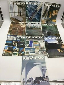 10 RIVISTE THE ARCHITECTURAL REVIEW 2006-2007
