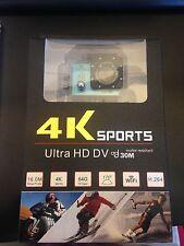 Camera-Sport-XPRO-2-Ultra-HD-DV-4k-ACTION-CAM-WIFI-30m-resistente-all'acqua