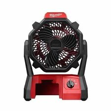 Milwaukee 0886-20- M18 Portable Jobsite Fan W/AC ADAPTER FREE SHIP NEW SEALED!!