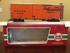 Lgb 40918 Lgb 40918 Denver & Rio Grande W Steel Boxcar