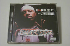 DJ WHOOKID - HOOD RADIO VOL 1 CD 2005 (Mobb Deep Nas Juvenile 50 Cent Jadakiss)