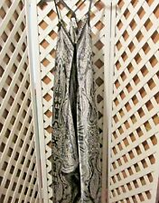 Ladies Handkerchief Style Summer Dress JMB Signature Large Paisley